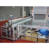 Ultrasonic Blinds Edge Sealing Cutting Machine (CQJ-3200)