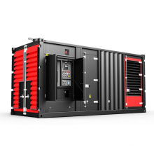 625 kVA Perkin Soundproof Containerized Generator Set with CE