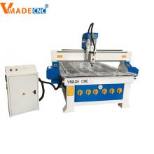 Máquina de fresado CNC de madera y motores paso a paso.