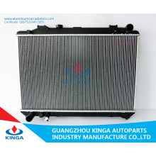 Aluminum Radiator with Water Tank for Toyota 1998-2001 Townace Noah 2c Cr42 Mt 16400-6A220
