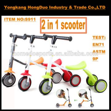 Scooter multifonction pour bébé