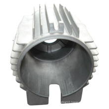 OEM Aluminum Low Pressure Die Casting for Motor Housing
