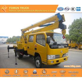 Dongfeng 4*2 14m high platform truck
