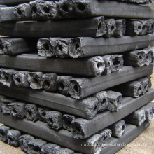 hexagonal shape charcoal wood charcoal buyers in dubai machine made charcoal