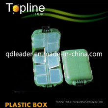 PP Material Fishing Plastic Box with OEM