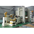 Coil Sheet Feeder with Straightener for Press Line