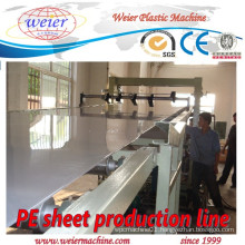 PP PE Asb HIPS Plastic Sheet Extrusion Machinery