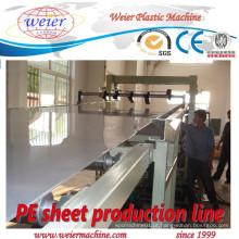 Máquina de extrusão de folha de plástico PP PE Asb HIPS