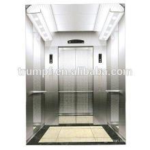 Kleine Maschinenraum Traktionsarten Moderner Fahrgastaufzug Aufzug