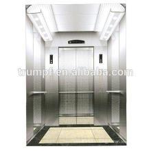 Petite machine Chambre Types de traction Modern Ascenseur de passager ascenseur