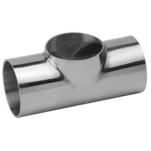 Stainless Steel Sanitary Short Outlet Tee
