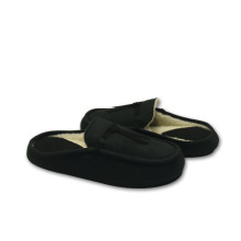 Good Quality for Womens Fur Moccasins best hotel bedroom black slippers for ladies supply to Monaco Exporter