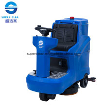 Commerial Low-Noise Ride-on Scrubber Dryer (sc1350)