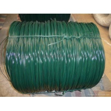 2.0/3.2MM hot dipped galvanized PVC coated wire