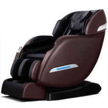 Luxury Electric Zero Gravity Space Capsule SL Track Armchair Shiatsu Relax Full Body Office Massage Chair with Bluetooth Music