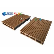 Plancher composé en plastique en bois de 150X25mm WPC pour des jeux olympiques