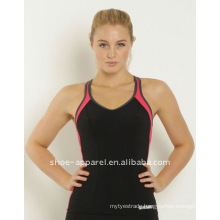 High quality cheap tankini women swimwear customized