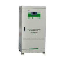 Regulador / estabilizador de la CA Vcoltage sin contacto del microordenador de la serie de Djw / Sjw-100k de encargo