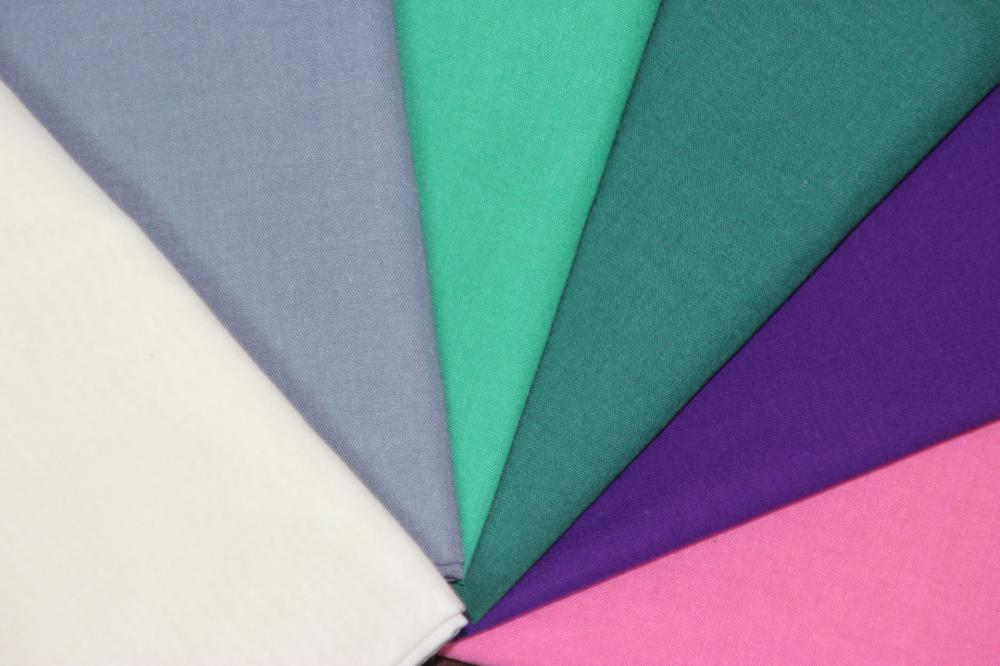 Kleur veranderende voering weefsel voor handtas