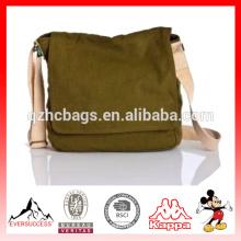 bolso clásico del cartero de la vendimia de la moda
