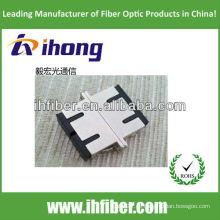 SC Duplex Metall Faseroptik Adapter mit hochwertiger Qualität