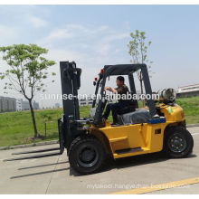 5ton LPG forklift with GM engine