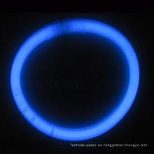 pulsera azul resplandor
