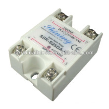 SSR-S25DA-H SSR DC Voltage 220V AC Ul Current Solid State Relay 25A