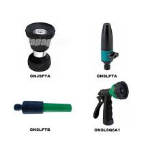 Pistola de pulverizador de alta qualidade portátil, Handheld Gun Gun suprimentos, plástico pistola de água Gun Set