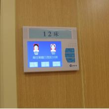 Wired Nurse Call System With Bathroom Call