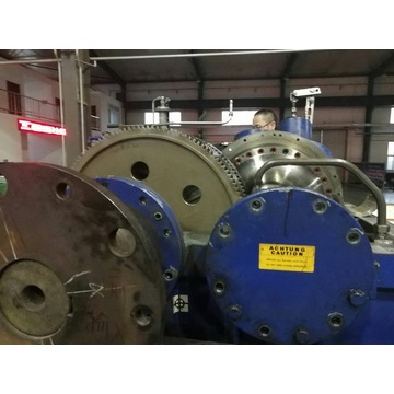 Replacement of Voith Coupling