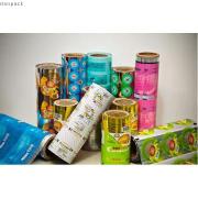 Manufacturer!Coffee packaging laminated aluminum plastic film