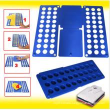 Adjustable Magic Fast Folder Clothes T-Shirts Folding Board (SR6434)