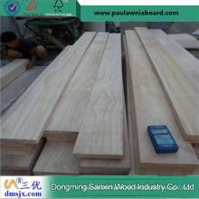 Fsc Paulownia Holz Batten für Surfbrett