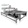 2030 4 axis cnc router cutting machine with 4th rotary device