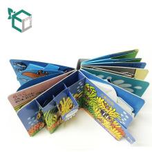 Kundenspezifisches Entwurfs-Qualitäts-Großhandelspappschrott-Buch