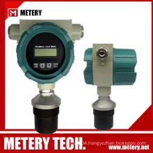 Ultrasonic level meter for oil water fuel diesel level measurement