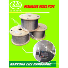 Corde en acier inoxydable, corde en acier inoxydable, fil en acier inoxydable, fil galvanisé