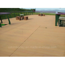 Factory Price Solid Wood Plastic Composite WPC Decking