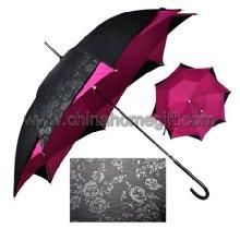Double Layer Straight Umbrella