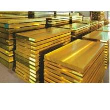 Taux ou plaque en cuivre d'usine avec bonne qualité