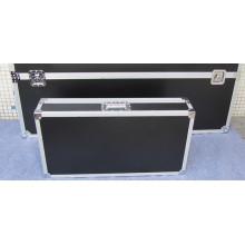 Guitar Pedal Board Flight Case Carpet/Velcro 783mm X 383mm (Hex) Guitar Pedal Board Swan Flight Case Carpet/Velcro 783mm X 3