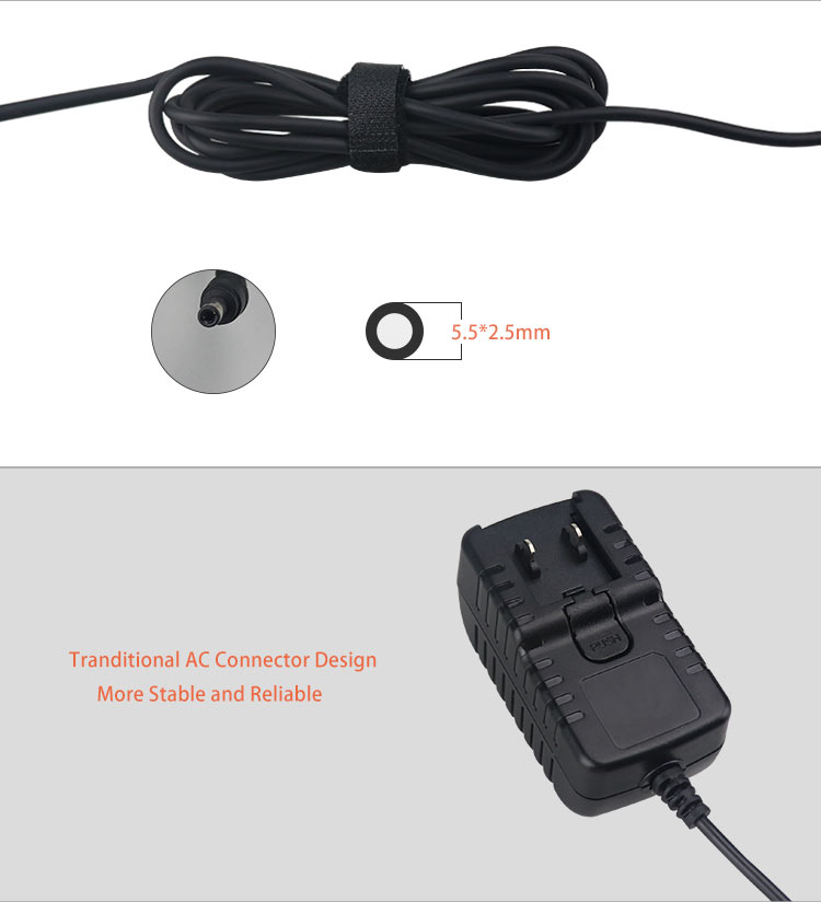 12w wall adapter