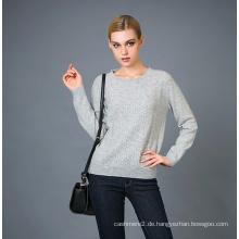 Damenmode Cashmere-Pullover