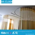 Cama de hospital confortável SK-CL004 que dobra a cortina médica