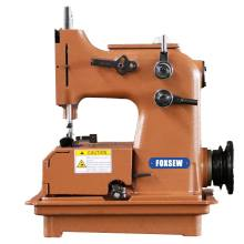 Double-thread chain stitch bag making sewing machine