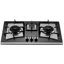 Tres hornilla incorporada en la cocina (SZ-LX-333)