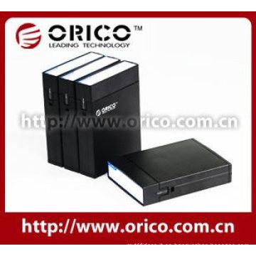 """ORICO AHP-35 3.5 """"HDD Protector con caja de aluminio Shell Hard Drive Drive Case"""