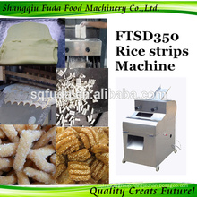 Imitation of hand craft thickness adjustable chin-chin making machine