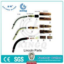 Kingq Lincoln MIG-Schweißbrenner